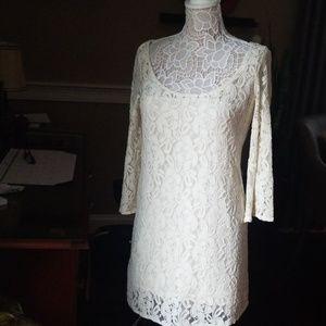 AEO lace mini-dress